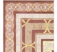 Декор Porcelanite Dos Serie 5008 Taco Perla Rodas 25*25