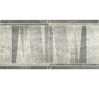 Декор Porcelanite Dos Serie 5010 Cenefa Gris 25*50