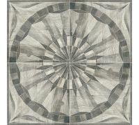 Панно Porcelanite Dos Serie 5010 Roseton Gris 100*100