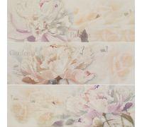 Декор Porcelanite Dos Serie 7027 Composicion III Romance 75*75