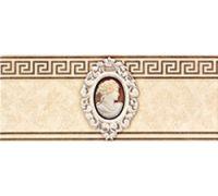 Бордюр Saloni Villae Cornisa Catalina B Beige 10*25