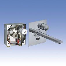 Автоматический электронный кран Sanela (Санэла) SLU 04HT25 43047 для раковины и умывальника