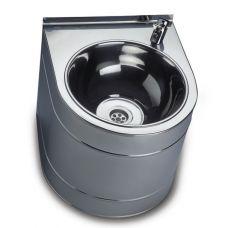 Питьевой фонтан Sanela (Санэла) SLUN 14 93140 из нержавеющей стали для ванной комнаты