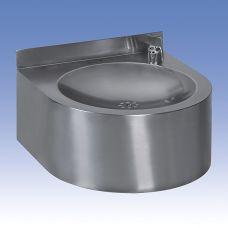 Питьевой фонтан Sanela (Санэла) SLUN 62E 93621 из нержавеющей стали для ванной комнаты