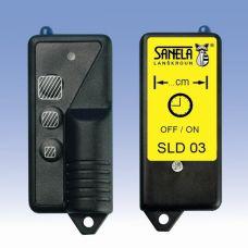 Пульт Sanela (Санэла) SLD 03 07030 дистанционного управления для электронной сантехники