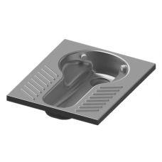 Чаша генуя Senda XS из нержавеющей стали для ванной комнаты и туалета