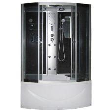 Прямоугольная душевая кабина Serena EW-32015G 150*88 для ванной комнаты в интернет-магазине сантехники RoyalSan.ru