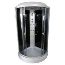 Полукруглая душевая кабина Serena EW-32199G 90*90 для ванной комнаты в интернет-магазине сантехники RoyalSan.ru