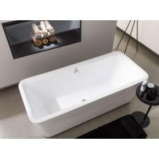 Прямоугольная акриловая ванна SystemPool Kubec 175*77 см для ванной комнаты