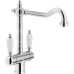 Смеситель Teknobili Antica AT18117CR для кухонной мойки