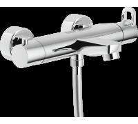 Термостатический смеситель Teknobili New Road RD00410/1CR для ванны