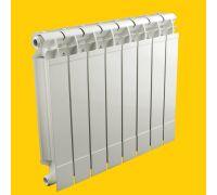 Радиатор TermoSmart (ТермоСмарт) Alusmart 500 мм / 5 секции / 965 Вт