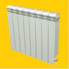 Радиатор TermoSmart Орион 500 мм / 1 секция / 195 Вт для отопления квартиры и дома