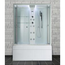Душевая кабина Timo (Тимо) Lux (Люкс) TL-1506 168*90 см для ванной комнаты