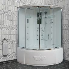 Душевая кабина Timo (Тимо) Lux (Люкс) T-7725 120*120 см для ванной комнаты