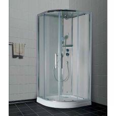 Душевая кабина Timo (Тимо) Premium ILMA-901 100*100 см для ванной комнаты