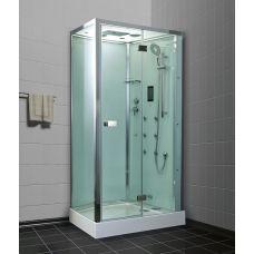 Душевая кабина Timo (Тимо) Premium (Премиум) Puro (Пюро) Swing Door  H-511 120*90 см для ванной комнаты