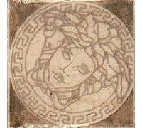 Декор Versace Palace Medusa Nero 14639 2.8*2.8