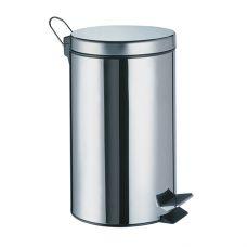 Ведро WasserKRAFT (ВассерКРАФТ) K-635 5L для ванной комнаты и туалета
