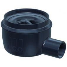 Точечный душевой трап Aco (Ако) ShowerPoint 2500.05.00 с горизонтальным выпуском для ванной комнаты