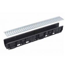 Дренажный канал Alcaplast Home AVZ101-R101 для наружного применения