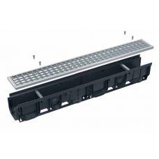Дренажный канал Alcaplast Standard AVZ102-R103 для наружного применения