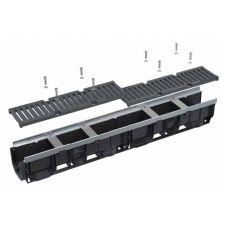 Дренажный канал Alcaplast Top AVZ103-R201 для наружного применения