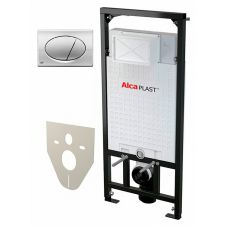 Комплект Alcaplast Set 4v1 A101/1200+M70+M91 для унитаза