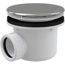Сифон Alcaplast (Алкапласт) A49CR для душевого поддона в ванной комнате