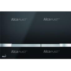 Кнопка управления Alcaplast Flat Color Stripe Black для системы инсталляции