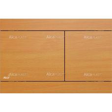 Кнопка управления Alcaplast Flat Wood Fun Beech для системы инсталляции