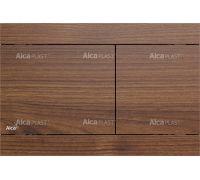 Кнопка управления Alcaplast Flat Wood Fun Teak
