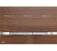Кнопка управления Alcaplast Flat Wood Stripe Teak