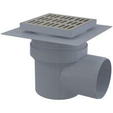 Душевой сливной трап Alcaplast (Алкапласт) APV12 150*150/110 для ванной комнаты