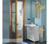 Мебель Акватон Альтаир 57 для ванной комнаты