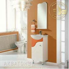 Мебель Акватон Колибри 45 для ванной комнаты
