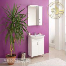 Мебель Акватон Онда 60 для ванной комнаты