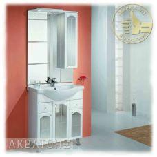 Мебель Акватон Эмилья 75 для ванной комнаты