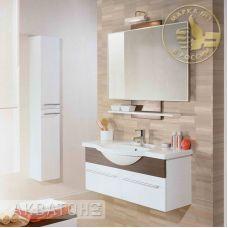 Мебель Акватон Логика 110 для ванной комнаты