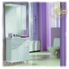 Мебель Акватон Майами 75 для ванной комнаты