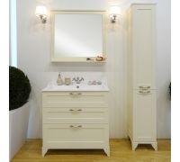 Мебель Акватон Леон Н 80, напольная для ванной комнаты