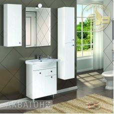 Мебель Aquaton (Акватон) Лиана (Liana) 65 М см для ванной комнаты