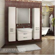 Мебель Акватон Ария 80 М для ванной комнаты