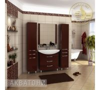 Мебель Акватон Ария 80 Н для ванной комнаты