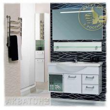 Мебель Акватон Сайгон 110 для ванной комнаты