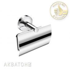 Держатель Акватон (Aquaton) Челси (Chelsy) GDC110159 для туалетной бумаги в ванной комнате и туалете