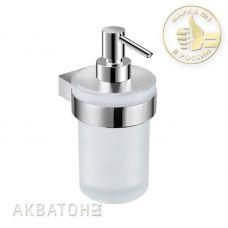 Дозатор Акватон (Aquaton) Сохо (Soho) GDC030105 для жидкого мыла