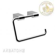 Держатель Акватон (Aquaton) Сохо (Soho) GDC030158 для туалетной бумаги в ванной комнате и туалете