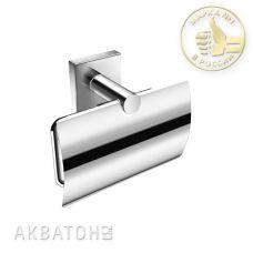 Держатель Акватон (Aquaton) Тауэр (Tower) GDC140159 для туалетной бумаги в ванной комнате и туалете