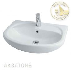 Раковина Акватон Акваполо-6533 65 для мебели в ванной комнате